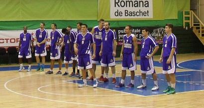 Lot jucatori BC Timisoara
