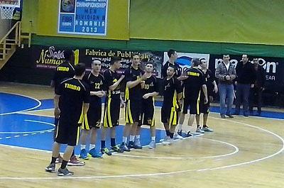 Timba Timisoara lot 2013-2014