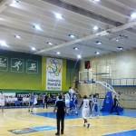 Ante Krapic against BC Timisoara