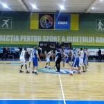 BCM Pitesti- BC Targu Mures