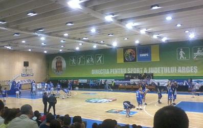 BCM Pitesti-BC Mures PlayOff meci 3