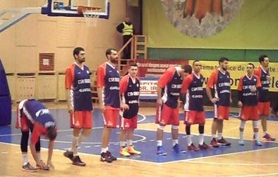 CSM U Oradea 2014-2015