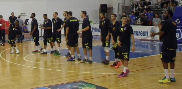 Lot jucatori Energia Targu Jiu 2014-2015