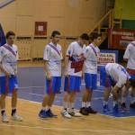 Lot jucatori Steaua CSM Eximbank Bucuresti 2014-2015