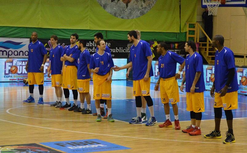 Lot jucatori CSU Atlassib Sibiu 2014-2015