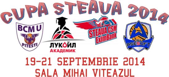 Cupa Steaua baschet 2014