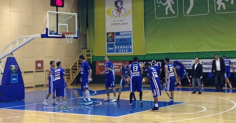 BC Mures 2013-2014