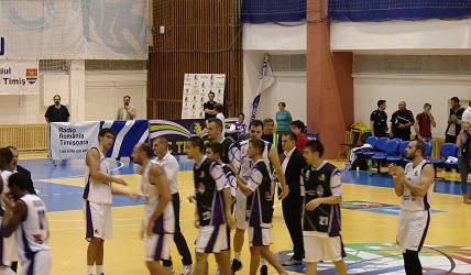 BC Mures BC Timisoara