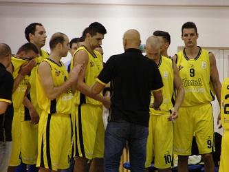 BC Timba Timisoara 2014-2015