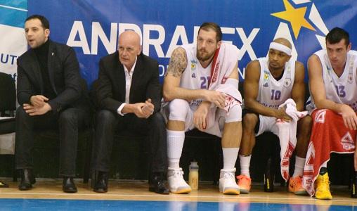 Stevan Milosevic Ronald Ross Yurii Fraseniuc