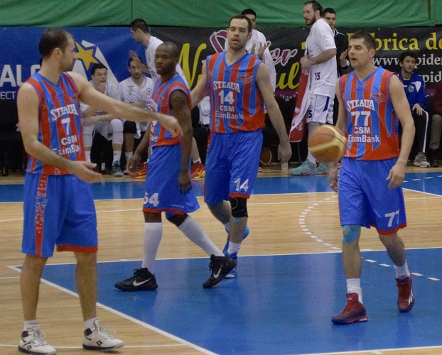 Pankracije Barac, Marque Perry,Titus Nicoara,Goran Ikonic