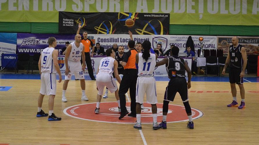 BC Mures BC Timisoara finala cupa 2015
