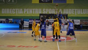 BC Mures CSU Sibiu Cupa 2015