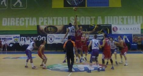 Pitesti Dinamo etapa 3