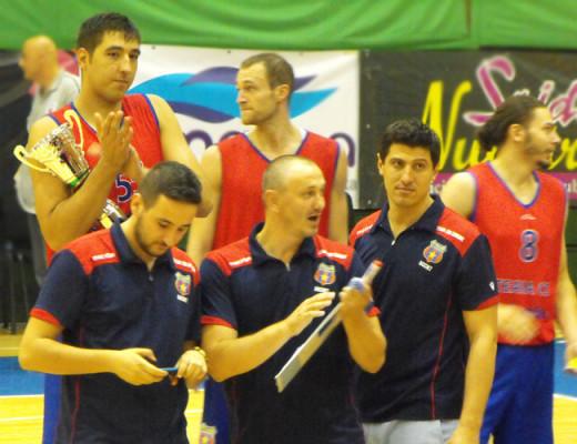 Steaua CSM Bucuresti 2015-2016