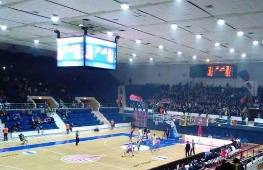 Steaua Trabzonspor eurocup