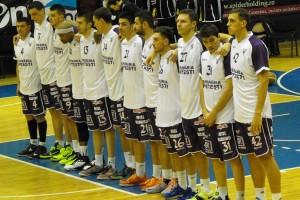BCM U Pitesti 2015-2016