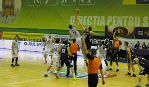 BCM U Pitesti-U BT Cluj Napoca 2016