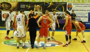 BCM U Pitesti-CS Dinamo Bucuresti
