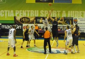 BCM U Pitesti-BC SCM Timisoara