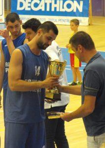 Memorial Elemer Tordai 2016 Finala Mare CSU Sibiu-BCM U Pitesti (2)