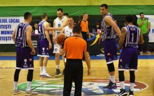 BCM U FC Arges Pitesti-BC SCM Timisoara