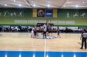 BCM U Pitesti - U Mobitelcu Cluj 2013-2014