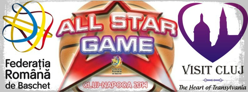 All Star Game Masculin Romania 2013-2014