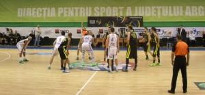 BCM Pitesti Timba Timisoara Retur Cupa 2015