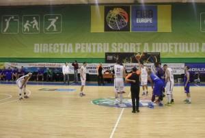 BCM U Pitesti CSU Sibiu