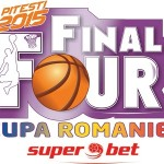 Logo Final Four Pitesti 2015
