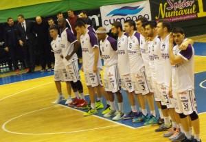 BCM U Pitesti-Steaua Bucuresti