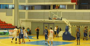 Memorial Elemer Tordai 2016 BC Mures-CS Dinamo Bucuresti