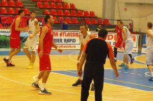 Memorial Elemer Tordai 2016 locurile 5-6 CS Dinamo Bucuresti-SCM U Craiova