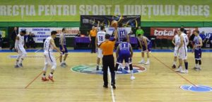 BCM U Pitesti-BC Timisoara